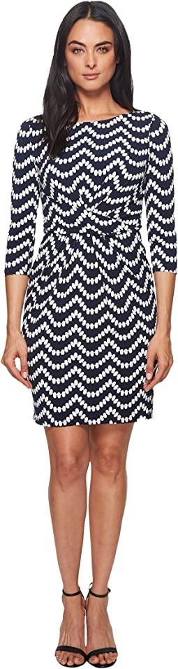 Adrianna Papell Short Fish Scale Bead Dress 6pm