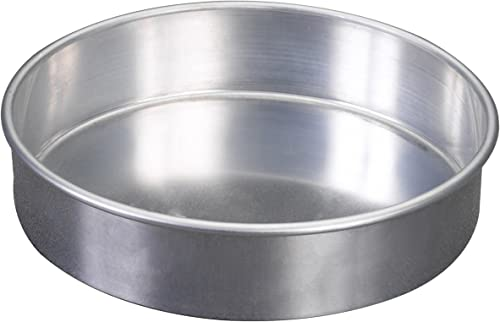 popular Nordic online high quality Ware Natural Aluminum Commercial Round Layer Cake Pan Baking Essentials sale