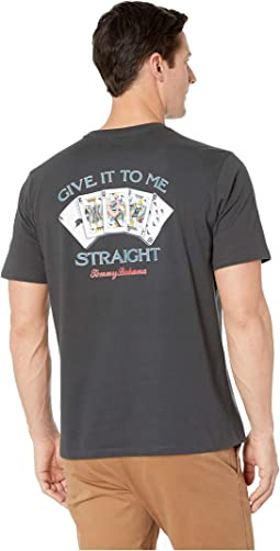 Give it to Me Straight Tee