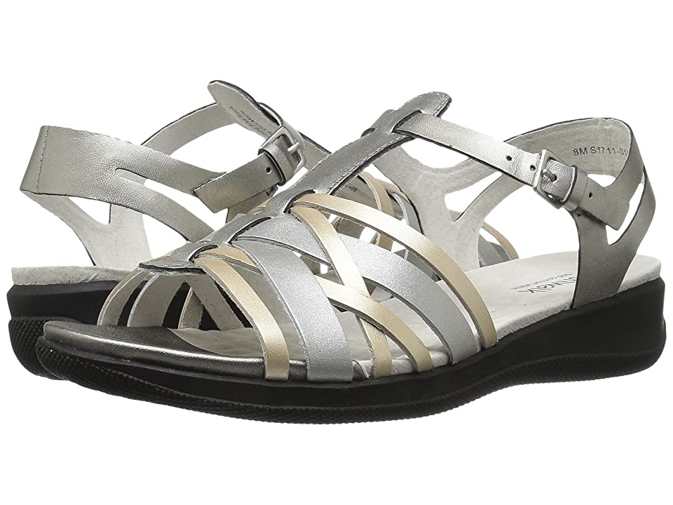 SoftWalk Taft (Metallic Multi) Women