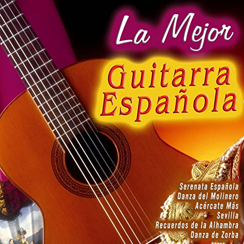 La Mejor Guitarra Española de Various artists en Amazon Music ...