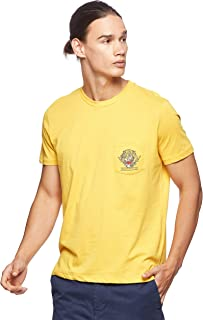 OVS Mens 191TSHCHEESE-289 T-Shirt