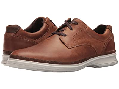 Rockport DresSports 2 Go Plain Toe (New Caramel) Men