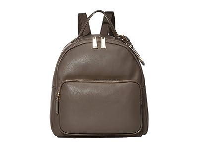 Tommy Hilfiger Julia Dome Backpack (Mushroom) Backpack Bags