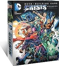 Cryptozoic Entertainment DC Deck-Building Game: Crisis Expansion 1