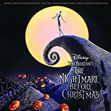 The Nightmare Before Christmas (Original Motion Picture Soundtrack) [Disco de Vinil]