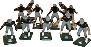 Electric Football 67 Big Men 11 in Silver Black White Home Uniform