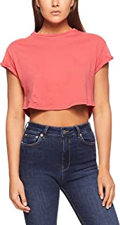 Silent Theory Women's Crop BITE The Bullet