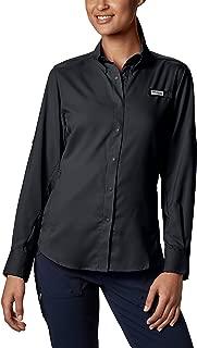 Women's PFG Tamiami II Long Sleeve Shirt, UV Sun Protection, Moisture Wicking Fabric