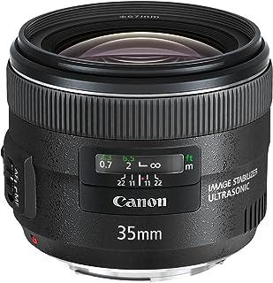 Canon EF 35mm f/2 IS USM - Objetivo para canon (Distancia Focal Fija 35mm Apertura f/2-22 estabilizador diámetro: 67mm) Negro