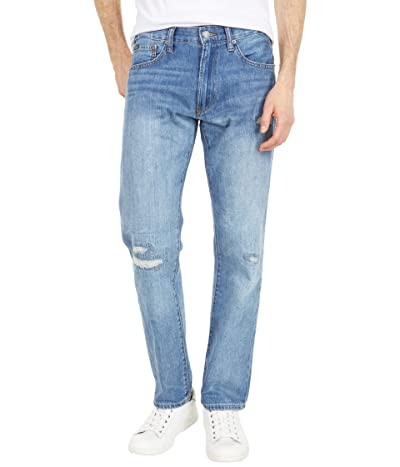 Polo Ralph Lauren Hampton Relaxed Straight Jeans in Wilkes