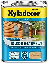 Xyladecor Houtbeschermingslazuur PLUS kleurloos 4 l buiten impregnatie lange tijd