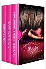 Best Friends to Lovers Volumes VII - IX: MMF Bisexual Ménage Romance Series Kindle Edition