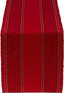 "DII Holly Stripe Table Linens 14x108"" CAMZ11369"