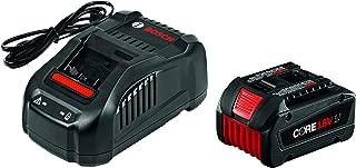 Bosch 18V Starter Kit with CORE18V Battery and Charger GXS18V-01N14