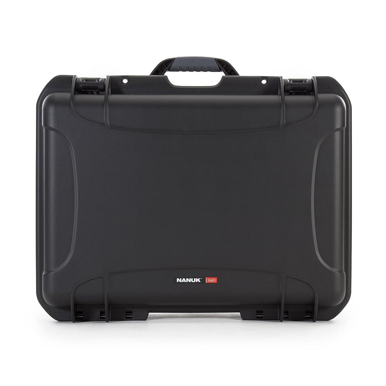 Nanuk 940 Waterproof Hard Case Empty - Black