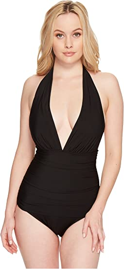 Solids Claudia One-Piece