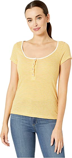 Stay Gold Classic Stripe