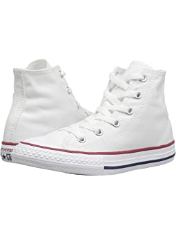 Girls High Tops White Shoes + FREE