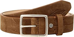 rag & bone - Suede Rugged Nickel Belt