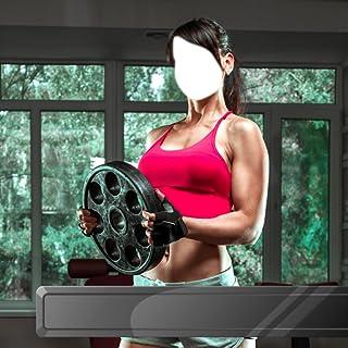 Fitness Body Photo Montage