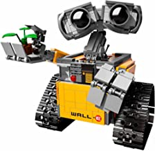 LEGO Ideas WALL-E, 677 Pieces ,Age Range: 12 years and up