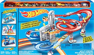 Hot Wheels Auto Lift Expressway Play Set