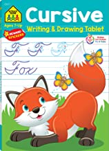 Cursive Writing & Drawing Tablet Ages 7-Up