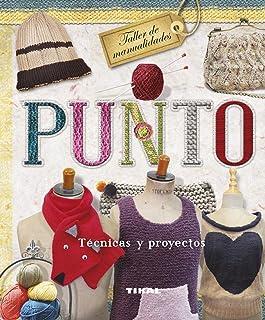 Punto (TALLER DE MANUALIDADES) (Spanish Edition)