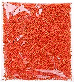FWQW Mini Particules de Mousse de polystyrène Slime Boules de Mousse de polystyrène Particules de Mousse pour Les Arts Art...