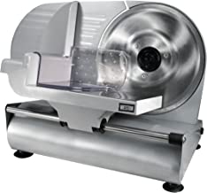 Weston 61-0901-W Heavy Duty Meat and Food Slicer, 9