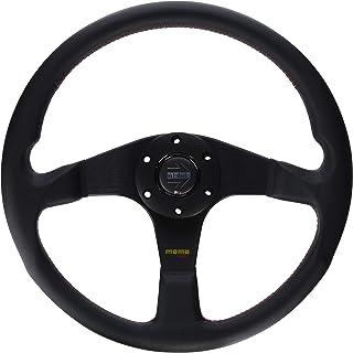 Momo TUN35BK0B Steering Wheel (Tuner Leather), 1 Pack