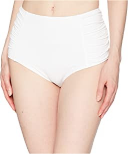 MICHAEL Michael Kors Solids High-Waist Bottom