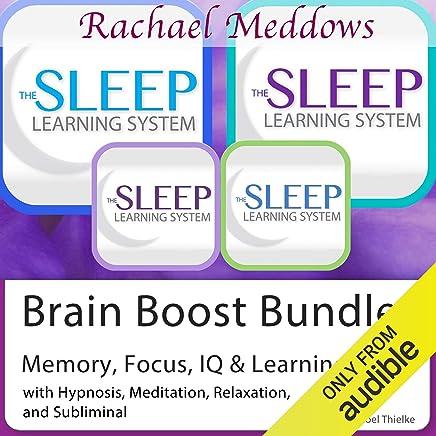 Brain Boost Bundle: Memory, Focus, IQ, Hypnosis, Meditation