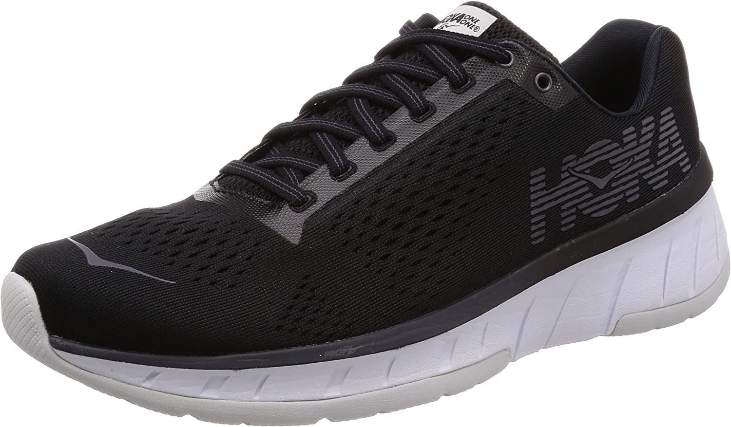 Hoka One One Cavu Charcoal Black
