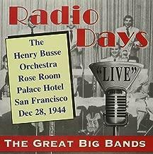 big band radio san francisco