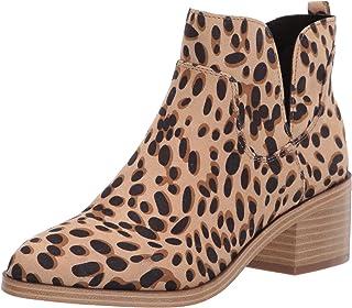 أحذية Fergie النسائية الصغيرة بتصميم الفهد الفاتح مقاس 9 M
