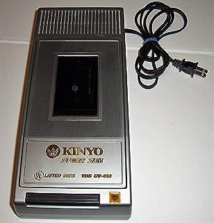 Kinyo Super Slim VHS Rewinder One Way