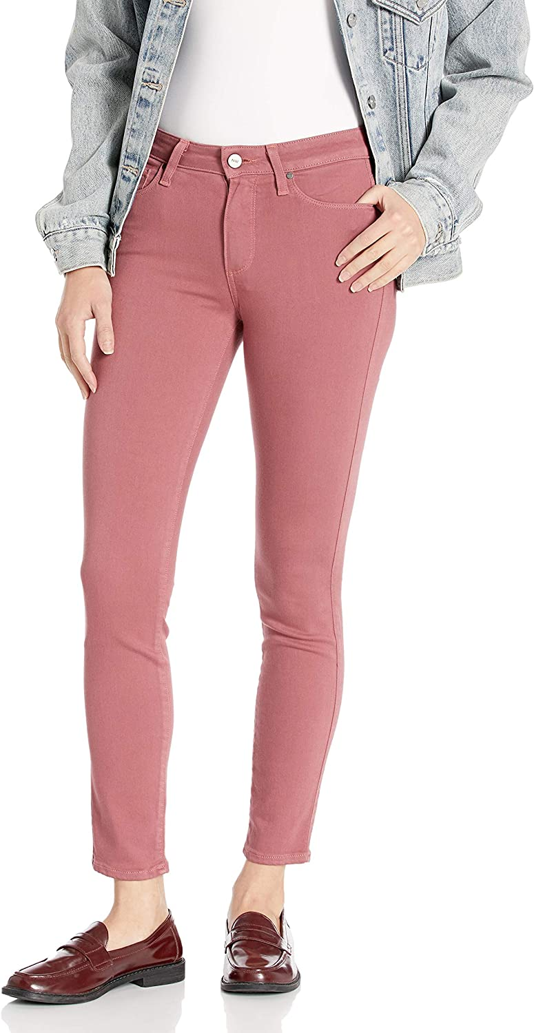 PAIGE Women's Hoxton High Rise Ultra Skinny Ankle Jean