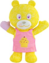 Doodle Bear The Original 14ʺ Plush Toy with 3 Washable Markers, Chef, Yellow