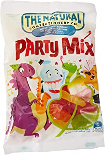 TNCC The Natural Confectionary Co. Party Mix Jelly Candy 180 g