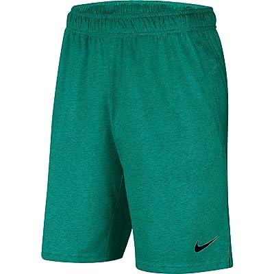 Nike Dri-FIT Training Shorts (Neptune Green/Heather/Black) Men
