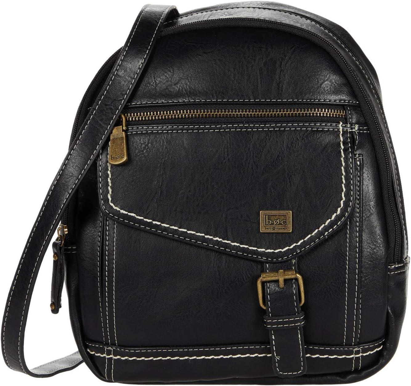 b.o.c Amherst Backpack Blush One Size