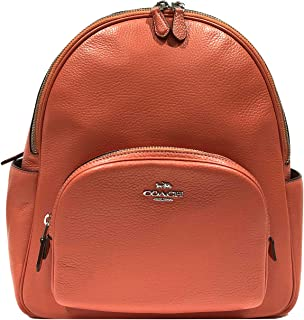 Coach Women's Court Backpack In Signature Canvas