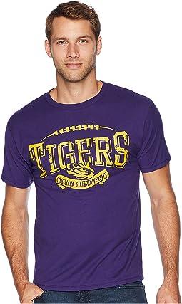 LSU Tigers Ringspun Tee