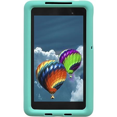 Amazon Com Bobj Rugged Case For Nexus 7 Fhd 2013 Model Tablet Bobjgear Custom Fit Patented Venting Sound Amplification Bobjbounces Kid Friendly Not For 1st Generation 2012 Nexus 7 Terrific Turquoise Electronics