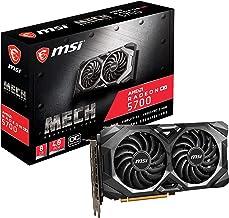 MSI R5700MHC Gaming Radeon Rx 5700 Boost Clock: 1750 MHz 256-bit 8GB GDDR6 DP/HDMI Dual Fans Crossfire Freesync Navi Archi...