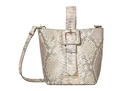 Brahmin Faith Mare Bucket Bag (Chiffon) Handbags