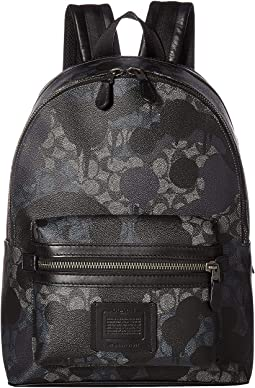 Academy Backpack in Signature Wild Beast