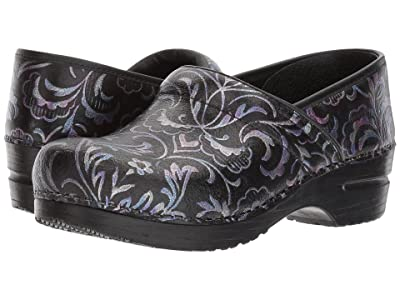Sanita Original Professional Priscilla (Black/Purple) Women